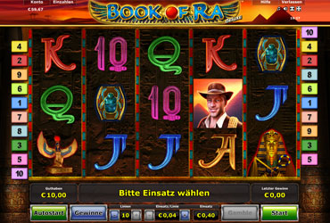 stargames book of ra deluxe tricks